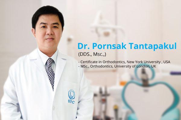 Dr. Pornsak Tantapakul