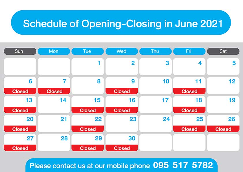 Opening-Closing CIDC Clinic